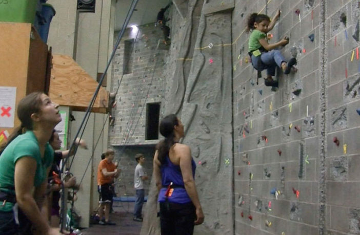 Ithaca climbers make-do with road trips and indoor gyms