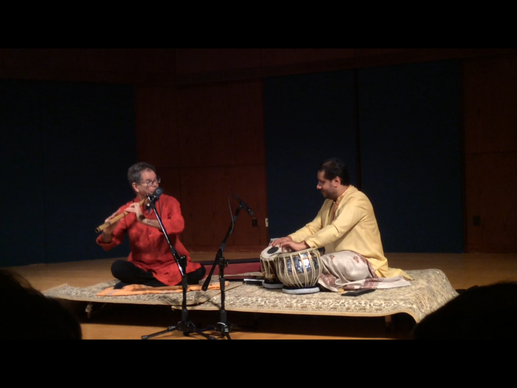 Meditation Mode with Hindustani Classical Music